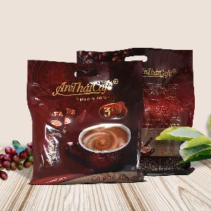 AnThaiCafe 3in1 Instant Coffee Mix AnThai 18 gram x 50 stick each box From VietNam Coffee