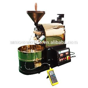 indirect hot air roaster coffee / coffee roaster machines 1kg and 2kg