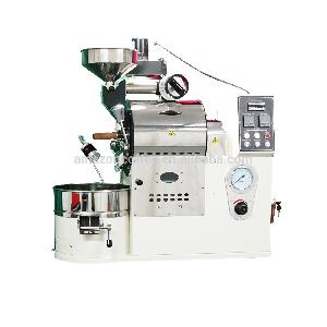sample roaster for commercial usage / coffee roaster machines 2 kg / gas type 1kg coffee roaster