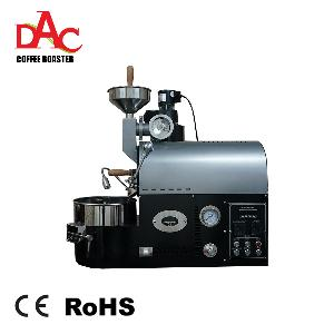 iron  drum 600g gas coffee roaster  machine  for cafe   home