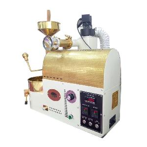 electric type small coffee roaster home used 600 g coffee beans processing machinery