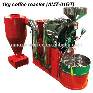 Industrial High Quality sail into a port mini 1kg coffee roaster