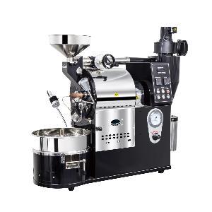 manual 3 kg gas type coffee beans roasting roaster