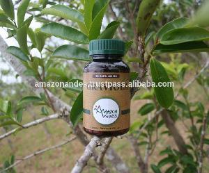 Graviola  or  Soursop  Organic tablets(800 mg) EOM service