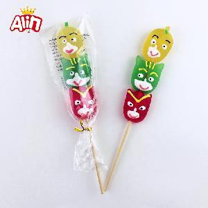 Mini cartoon animal shape funny fruity kid gift gummy candy