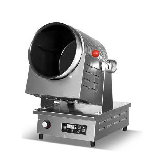 commercial intelligent cooking  machine electric heating pot