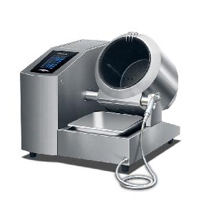 fired rice and noodles food cooking machine