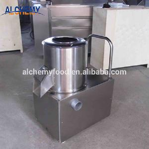 hot sale french fries 60kg/h semi automatic production line price