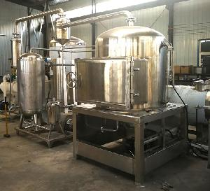 factory vefetables fryer sweet potato vacuum  frying   machine