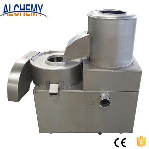 3 in 1 automatic potato washer peeler cutter machine