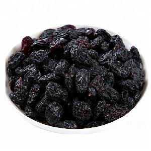 Dried black  currants