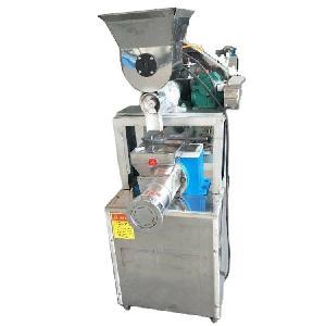commercial Spaghetti Bucatini Tagliatelle Fusilli Macaroni Lasagne Penne Pasta extruder machine for sale