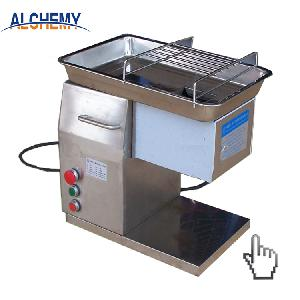 full automatic meat slicer/ meat cutting machine