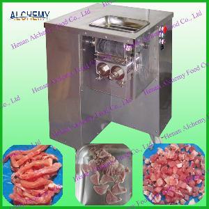 top selling meat strip cutting machine