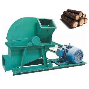 wood crusher/chipper  machine  for  producing  sawdust