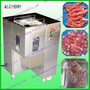 2015 hot sale best supplier fresh meat shredder/meat  cutting   equipment