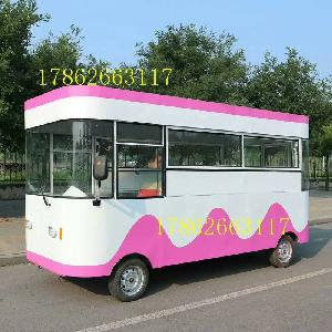 snack machines mobile fast food truck for selling