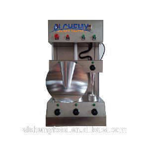 commercial pizza cone oven/ pizza cone machine for sale