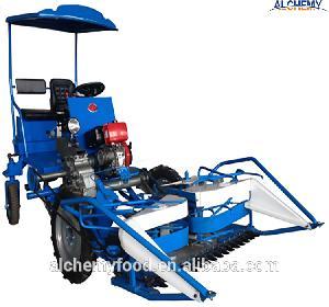 hot sale wheat reaper binder machine in china
