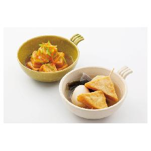 Manufacture by controlled process (ISO22000) fried bean curd snacks