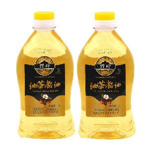 Factory Direct Sale Fresh Organic Cold Pressed Edible Korea Camellia Seed Oil