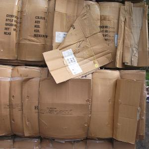 OCC Waste Paper Double Sorted Corrugated Waste Scrap Paper Supplier