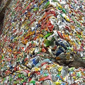Aluminum scrap UBC (Used Beverage Cans)