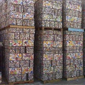 Aluminum UBC Scrap (UBC) / ALUMINUM USED BEVERAGE CAN (UBC) SCRAP