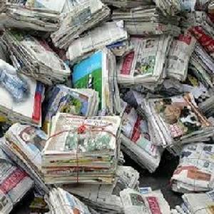 Buy  Over Issued Newspaper/News Paper Scraps/ONP/Paper Scraps! for export