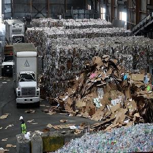 Occ Waste Paper - Cardboard   Kraft Paper Scraps