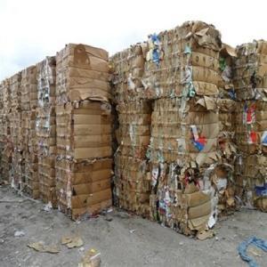 OCC 11 Waste Paper Cardboard   Kraft Paper 100% Cardboard cheap sales