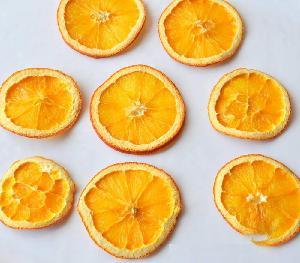 Air Dried orange