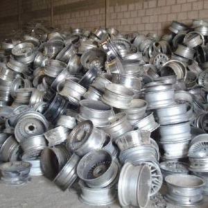 High Quality Aluminium Car Alloy Wheels Scrap.