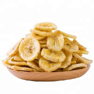 Bulk banana organic fruit chips