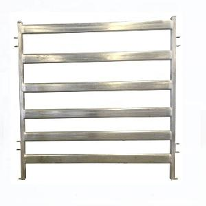 Galvanized /Powder Coated Cattle Yard  Fence   Panel  With Pin