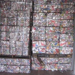 Aluminium  Used   Beverage   Cans  (UBC)