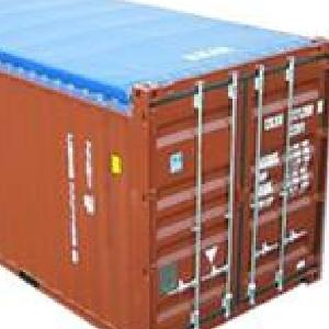40ft Open-Top Shipping Container
