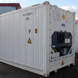 REEFER CONTAINERS HIGH CUBE NEW