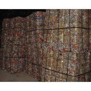 UBC Aluminum Scrap 99% / Aluminium Used Beverage Cans scrap / Aluminium UBC Scrap Cans