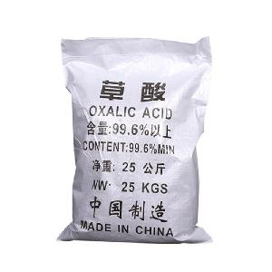 99.6% H2C2O4 Oxalic Acid Good Price For Dye Dipdye Bleach Electronic