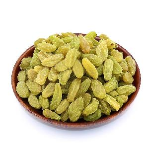 Grade AAA Jumbo Dried Fruits Green Raisin For Sale