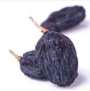 2018 new crop jumbo black raisin/black currant raisin from China xinjiang