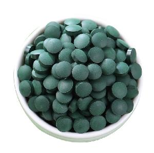 Touchhealthy supply OEM private label Spirulina 250mg Tablets wholesale sports supplements