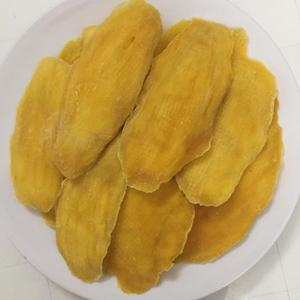 Dehydrate mango fruit slices with non sugar, natural sweet