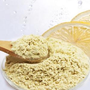 Lemon powder/lemon extract powder/lemon flavor powder.