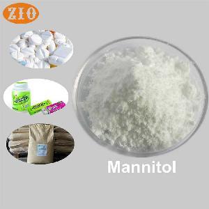 90% min best price d-mannitol/ mannitol powder USP