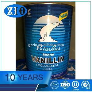 Quality Assured Best price multifunctional vanillin/vanillan powder