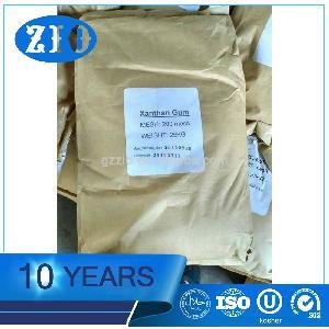 Pure food grade xanthan gum 200mesh granule China supplier in Guangzhou.