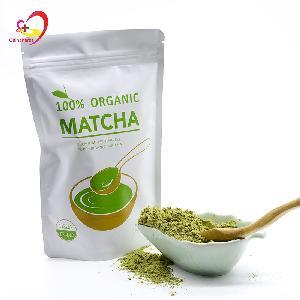 Organic  Matcha Green  Tea  Powder  USDA  Certified 100% Pure Macha for Smoothies and Baking