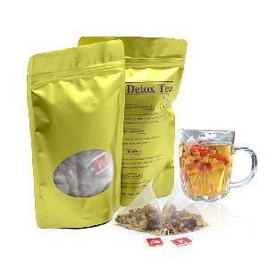 100% Natural Herbal  Tea  American  Market  Popular Womb Pain Relief  Tea  Womb Detox  Tea
